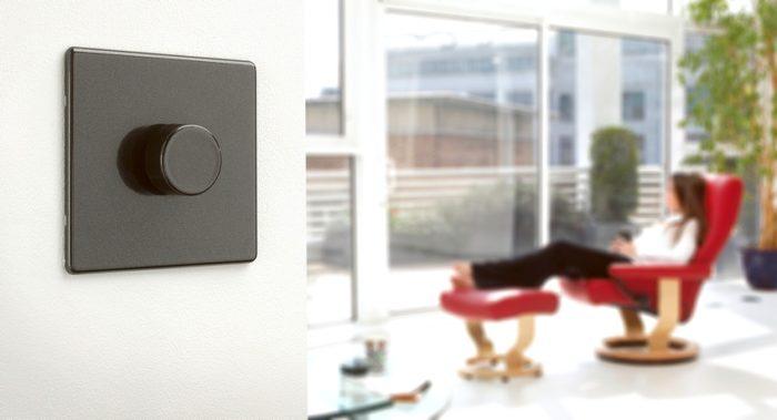 Светорегуляторы, установленные в доме, заметно повышают уровень комфорта