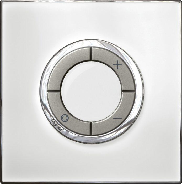 Главные преимущества диммеров Legrand — современный дизайн, надежность и простой монтаж