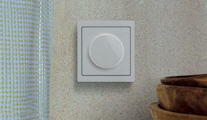Диммер для светодиодных ламп в интерьере