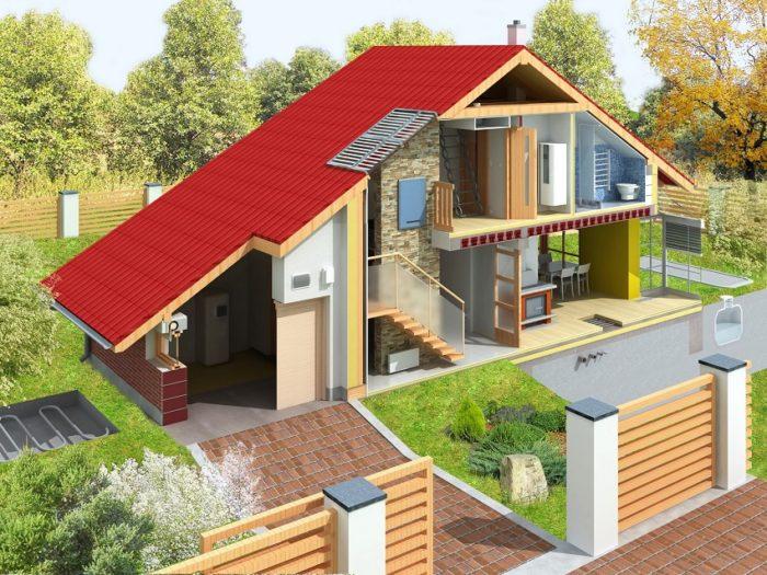 Утепление дома изнутри – процедура содержащая массу задач, одной из которых является выбор материала