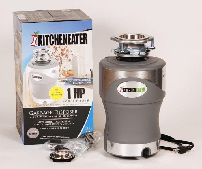 Измельчитель пищевых отходов для кухни KitchenEater