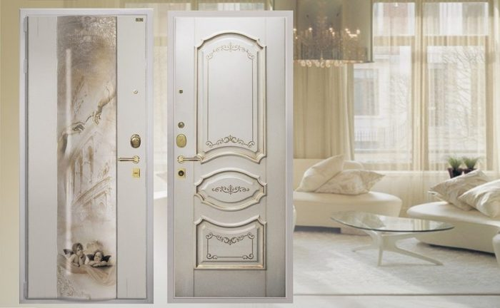 Входные двери компании Гардиан отличаются особым изысканным дизайном