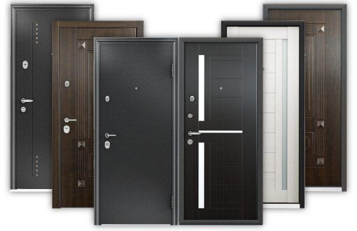 Примеры дизайнерского исполнения входных дверей от фирмы Торекс