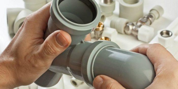 Основных материалов для изготовления сифонов два – пластик и металл