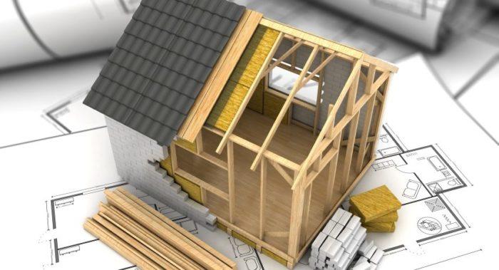 Одноэтажные каркасные дома очень популярны на рынке строительных услуг