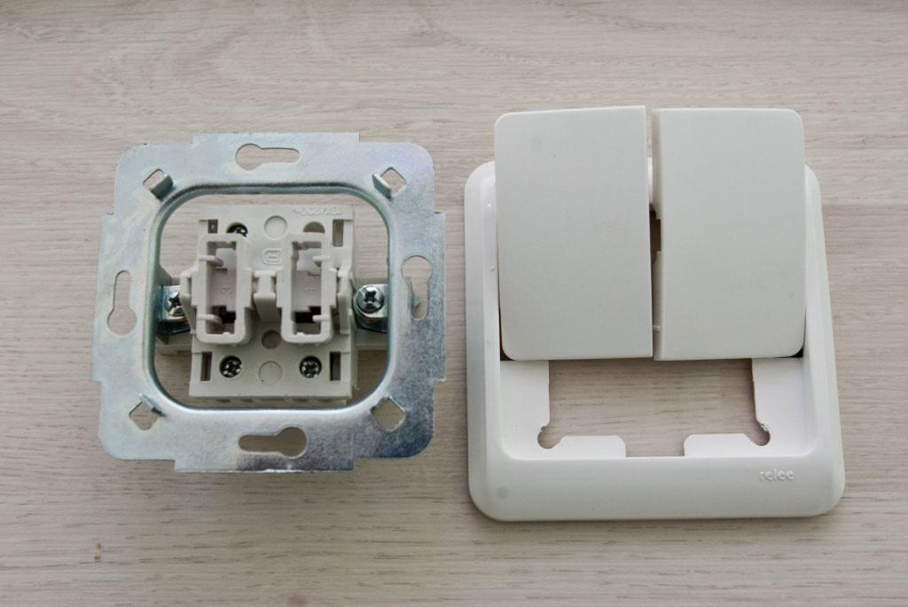 Как заменить выключатель своими руками