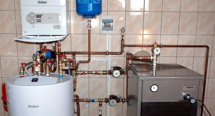 Для разработки и монтажа коллекторной системы отопления лучше приглашать специалистов