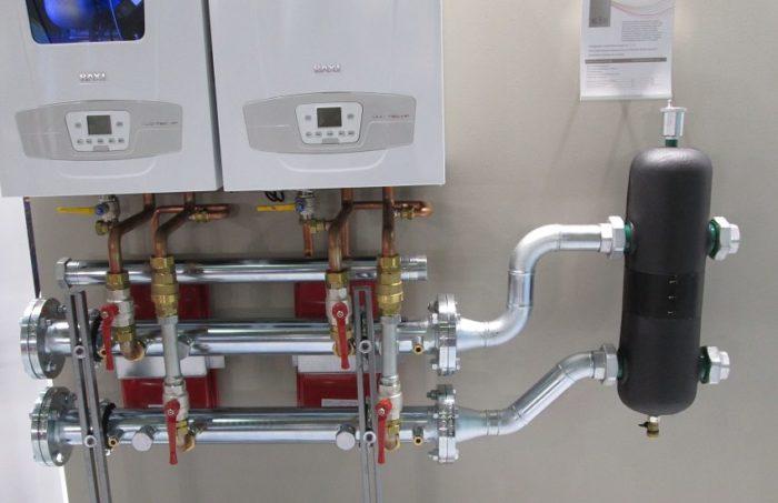 Современные газовые котлы — хорошее решение для надёжной системы отопления