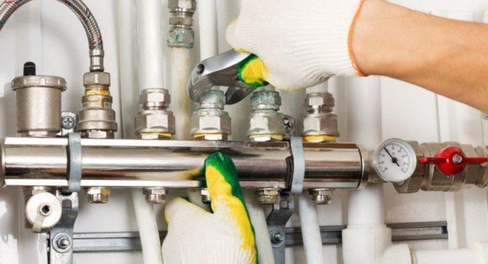 Правильно смонтированная система отопления — залог комфорта в доме во время холодов