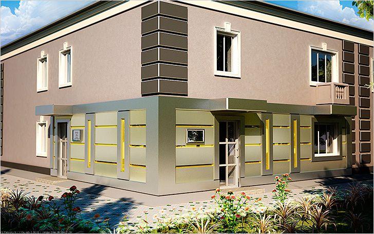 это цвета фасадов офисных зданий домов фото всего именно встроенные