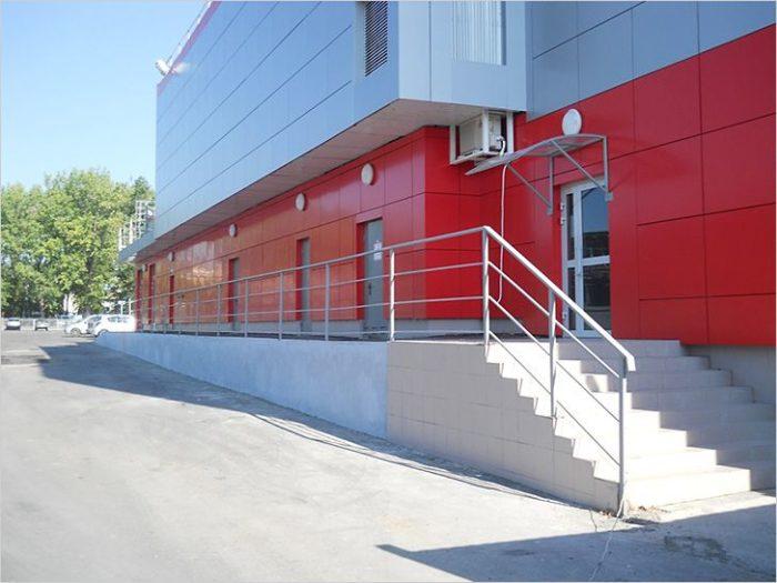 Здание предприятия