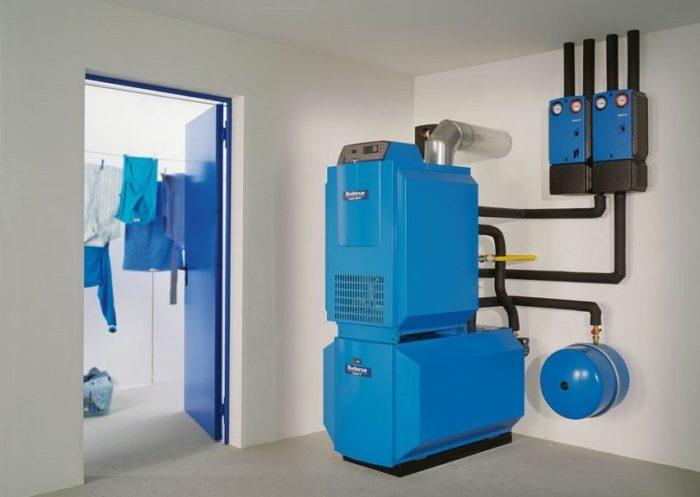 Современные газовые котлы выполнены из жаропрочных материалов
