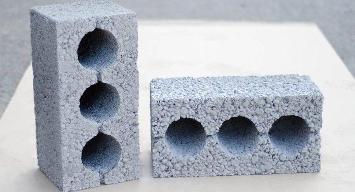 Шлакоблок широко применяется в строительстве