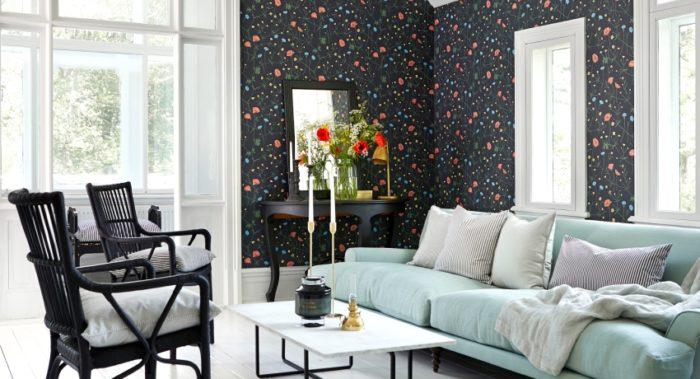 С помощью современных обоев проще и быстрее всего можно освежить обстановку помещения или кардинально изменить дизайн