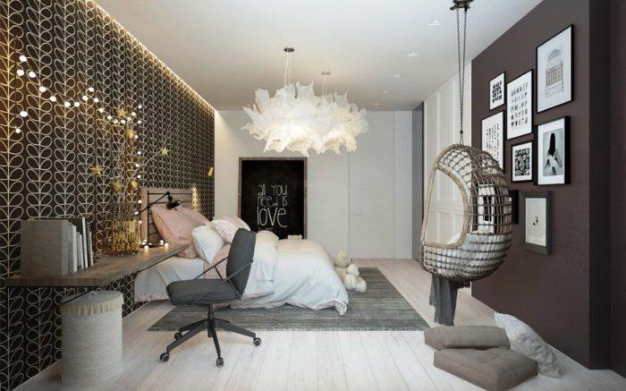 От свойств обоев напрямую будет зависеть эстетика, долговечность, прочность и простота в уходе оформленных стен