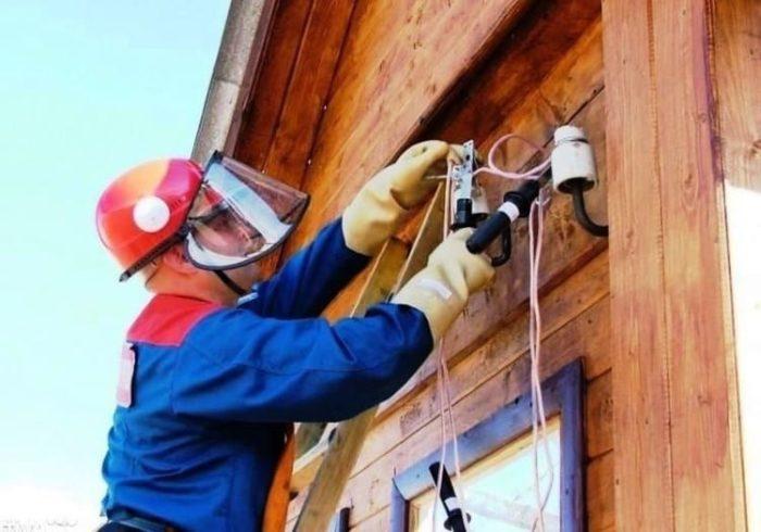 Подключение жилого дома к электросети